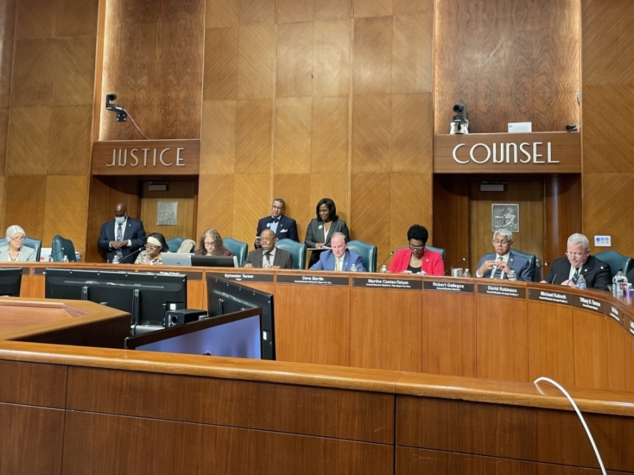 Houston city council 2021