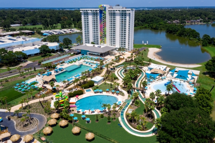 Margaritaville celebrates its one-year anniversary in June. (Courtesy Taylorized PR)