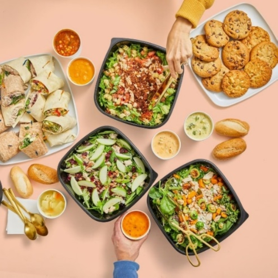 Saladworks is planning to open in Riverstone on June 16. (Courtesy Saladworks)