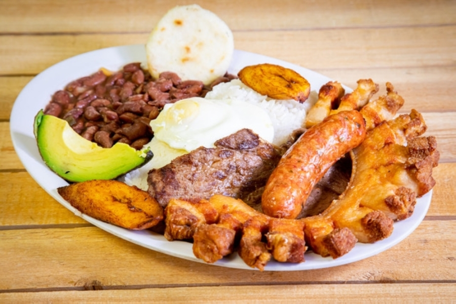 La Olla in Katy, which serves Columbian cuisine, is one of several Katy-area restaurants participating in Latin Restaurant Weeks. (Courtesy Latin Restaurant Weeks)
