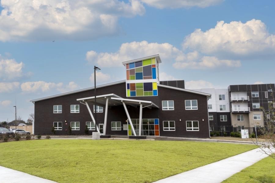 The Montrose Center's Law Harrington Senior Living Center will be the largest LGBTQ-affirming senior living center in the country. (Courtesy Alex Rosa)