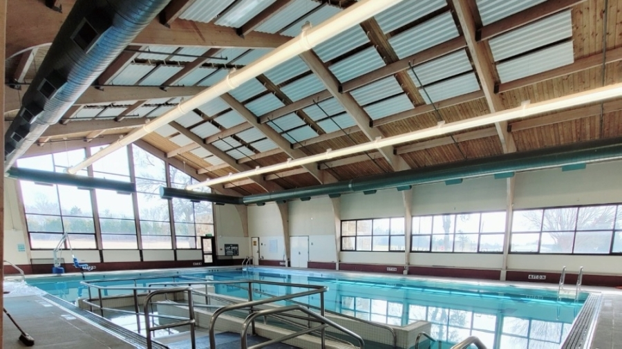 McKinney's Senior Recreation Center and Senior Pool are now open following renovations. (Courtesy McKinney Parks and Recreation Department)