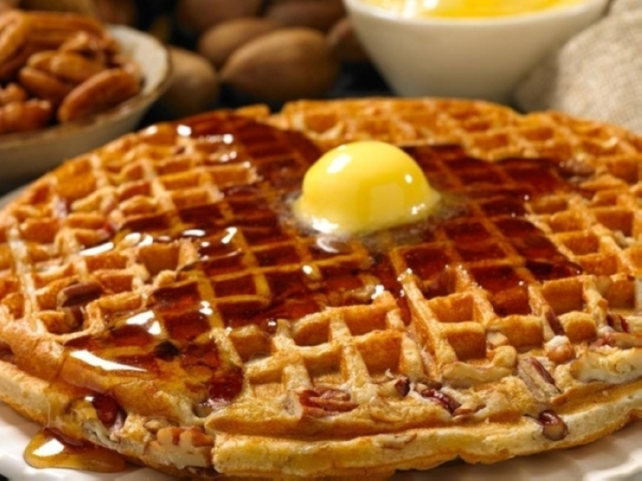 Waffle House purchased a 0.612-acre lot in the northeast corner of the A.W. Grimes Boulevard and Roundville Lane. (Courtesy Waffle House)
