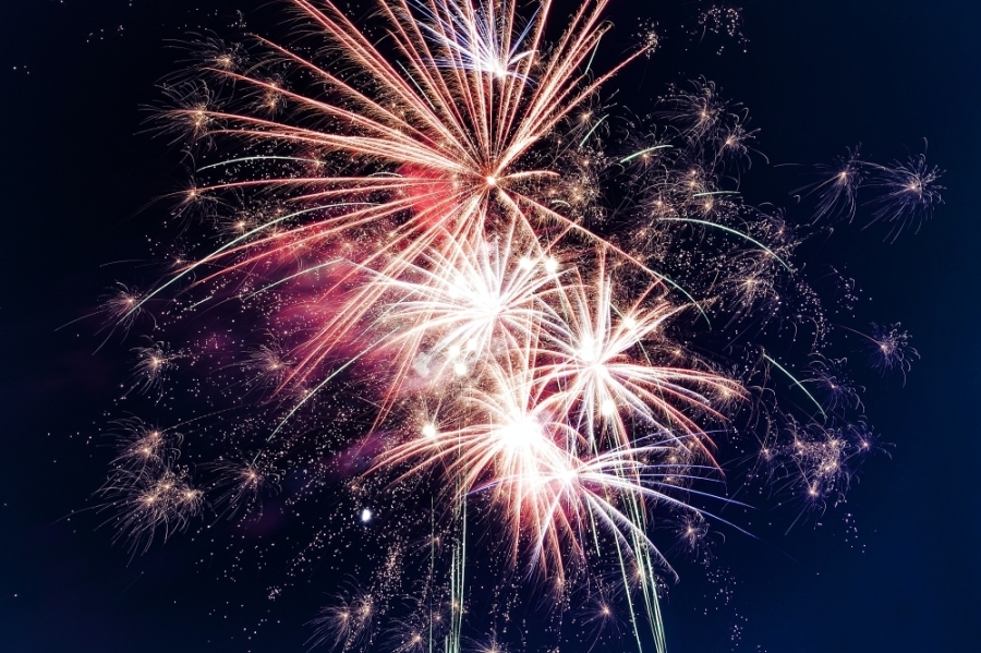 Event festivities begin at 6 p.m. and feature live music, food, dessert and drink vendors plus a firework display on Lake Lewisville. (Courtesy Pexels)