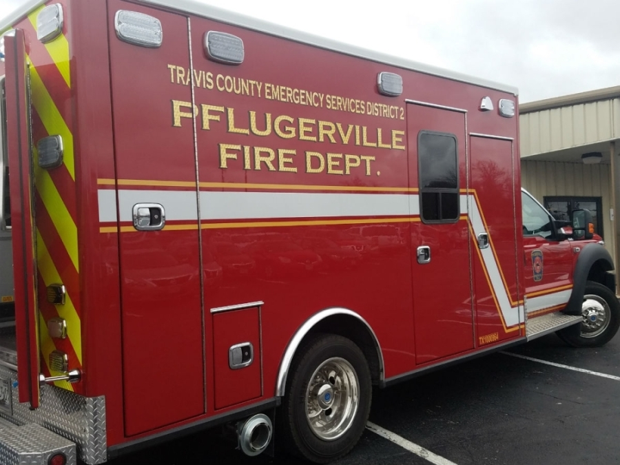 Pflugerville City Council will hear options in June to continue providing emergency medical services and advanced life support services after Sept. 30. (Community Impact Staff)