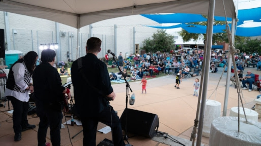 Music on Main returned in Round Rock. (Courtesy city of Round Rock)