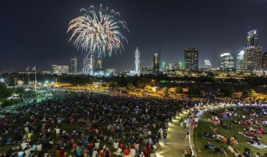 H-E-B/Austin Symphony Orchestra Fourth of July (Courtesy Ricardo Brazziell)