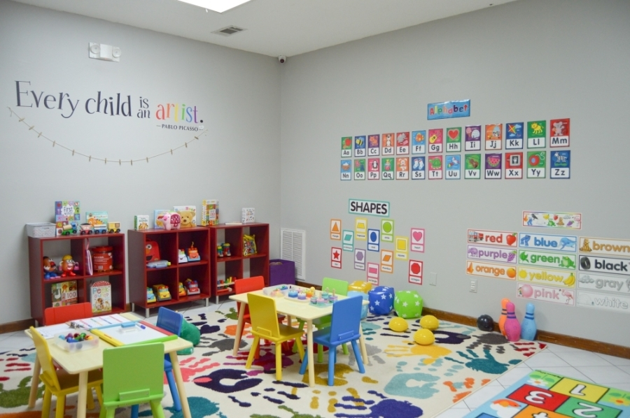 Founded by Director Melissa Pierce, the nonprofit organization began as an extension of its pediatric therapy company, Developmental Rehab Services, and provides child care services and early learning development to children with special needs ages 18 months to 12 years old. (Courtesy Achievements Unlimited Developmental Center)