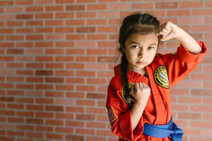 Hanguk Taekwondo teaches traditional South Korean Taekwondo to students age 3 and older. (Courtesy Pexels)