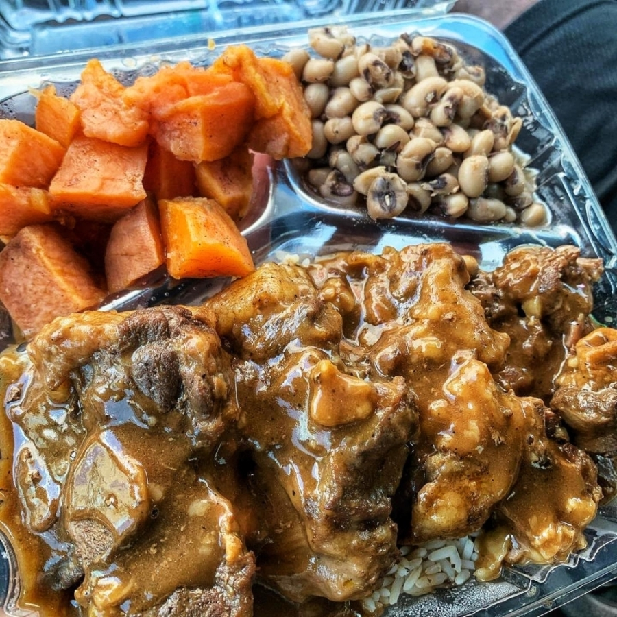 The Greasy Spoon Soulfood Bistro sells Southern food. (Courtesy The Greasy Spoon Soulfood Bistro)