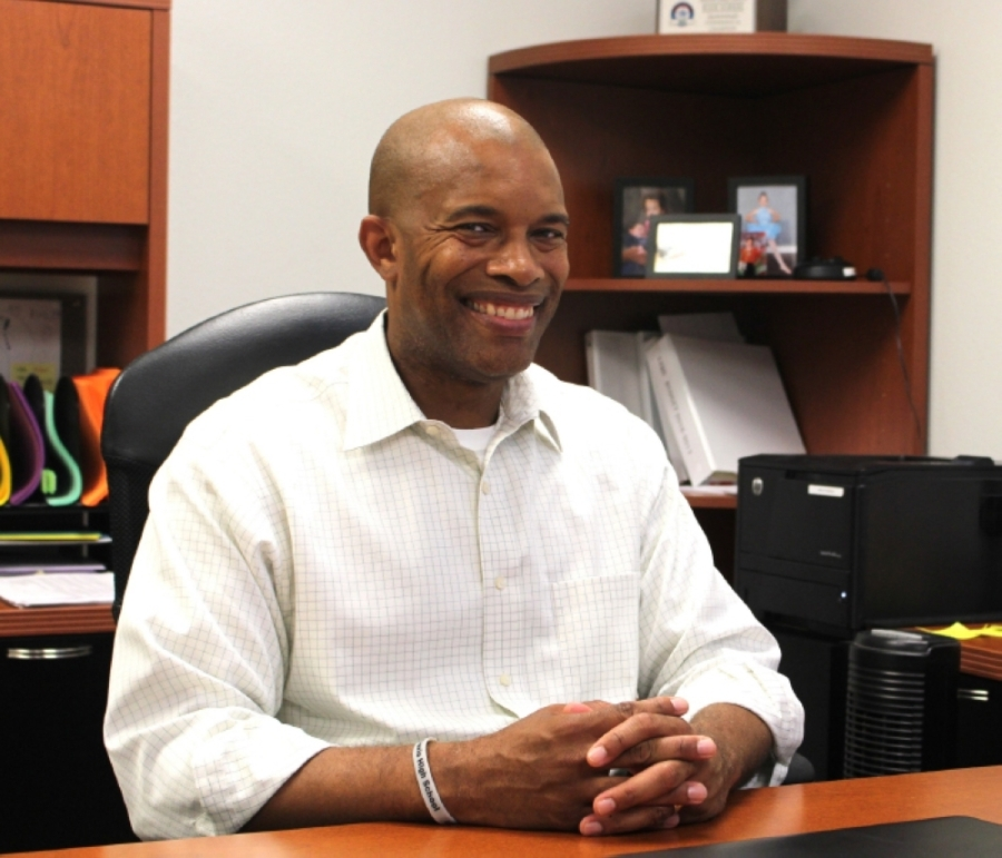 Gordon Butler will leave his role at Lake Travis ISD after being approved as the assistant superintendent at Carroll ISD. (Community Impact Newspaper Staff)