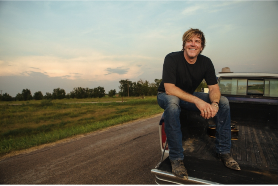 Country music singer Jack Ingram (Courtesy city of Hutto)