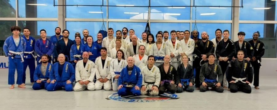 Alliance BJJ Houston is the largest jiujitsu and martial arts gym in Pearland, according to the owner. (Courtesy Alliance BJ Houston)