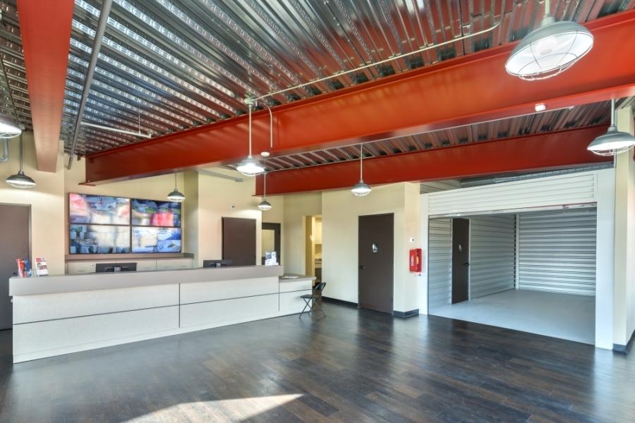 Montgomery Self Storage has six locations across the Greater Houston area. (Courtesy Montgomery Self Storage)