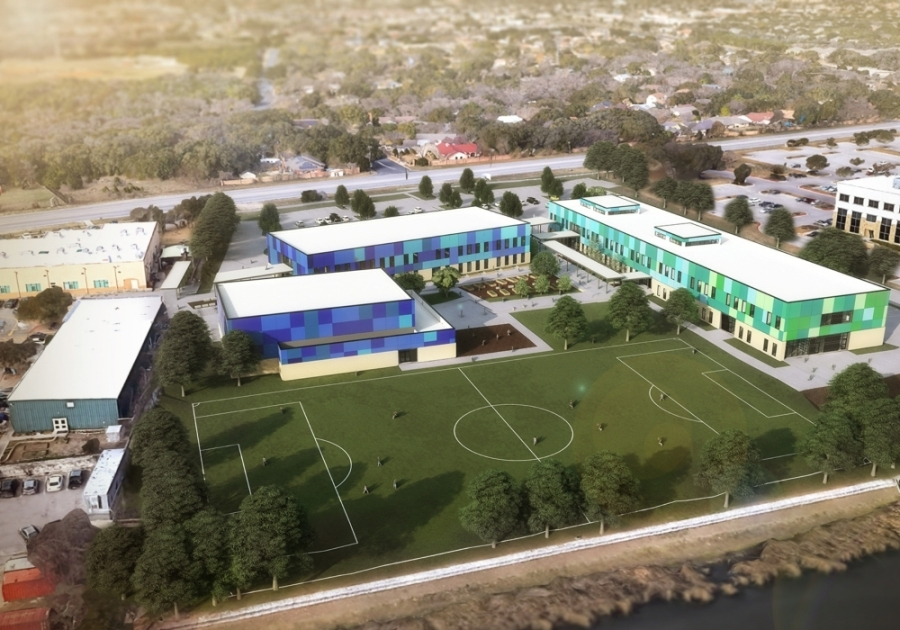 NYOS Charter School campus expansion