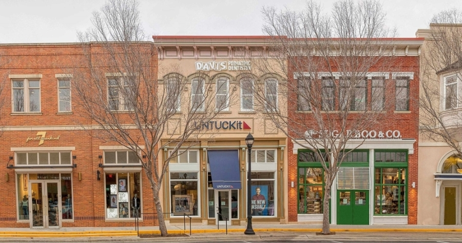 Southlake Town Square is home to many local and name-brand retailers. (Courtesy RPAI)