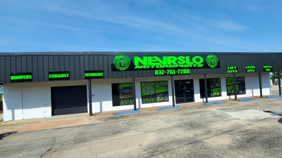 Nevrslo Motorsports provides accessories and services for car enthusiasts. (Courtesy Nevrslo Motorsports)