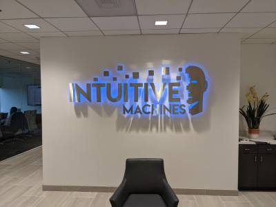 Intuitive Machines is based in Clear Lake. (Jake Magee/Community Impact Newspaper)