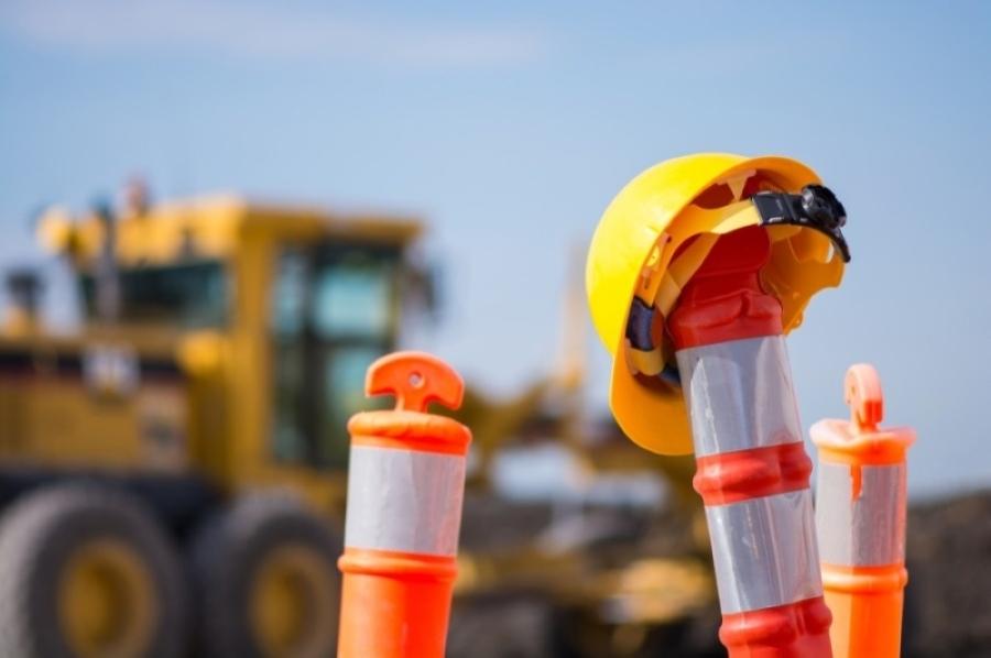 Construction hard hat