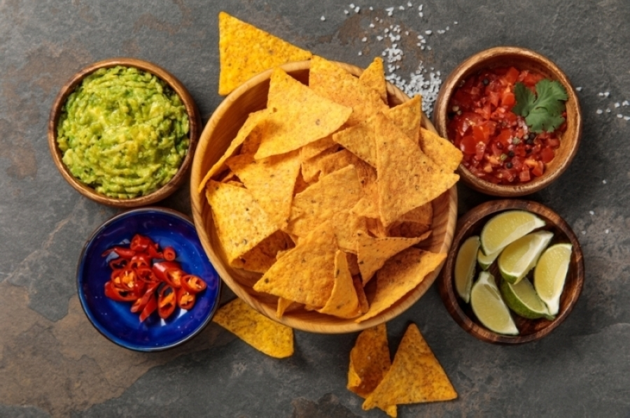 Taco Bueno sells tacos, burritos, quesadillas, nachos and more unique items, including the Muchaco, a taco made with a soft pita-like shell. (Courtesy Adobe Stock)