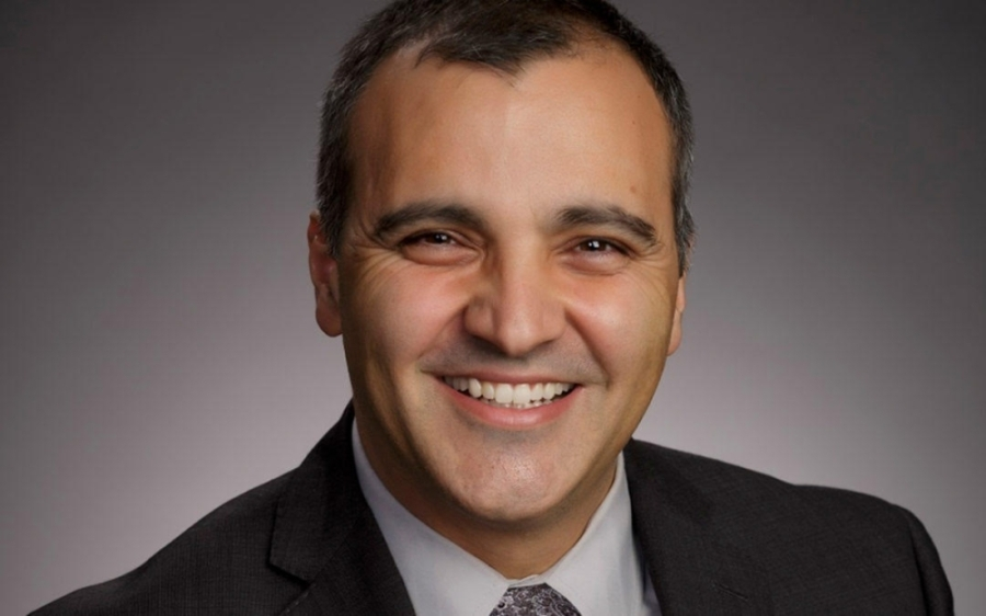 Hafedh Azaiez is currently superintendent at Donna ISD in South Texas. (Courtesy Round Rock ISD)