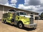 Klein fire truck