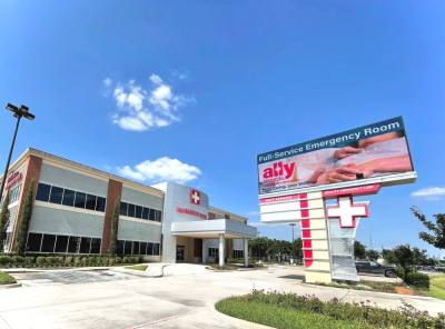 Austin-based Ally Medical Emergency Room opened a new state-of-the-art 8,000-square-foot facility in Spring on June 1. (Courtesy Ally Medical Emergency Room)