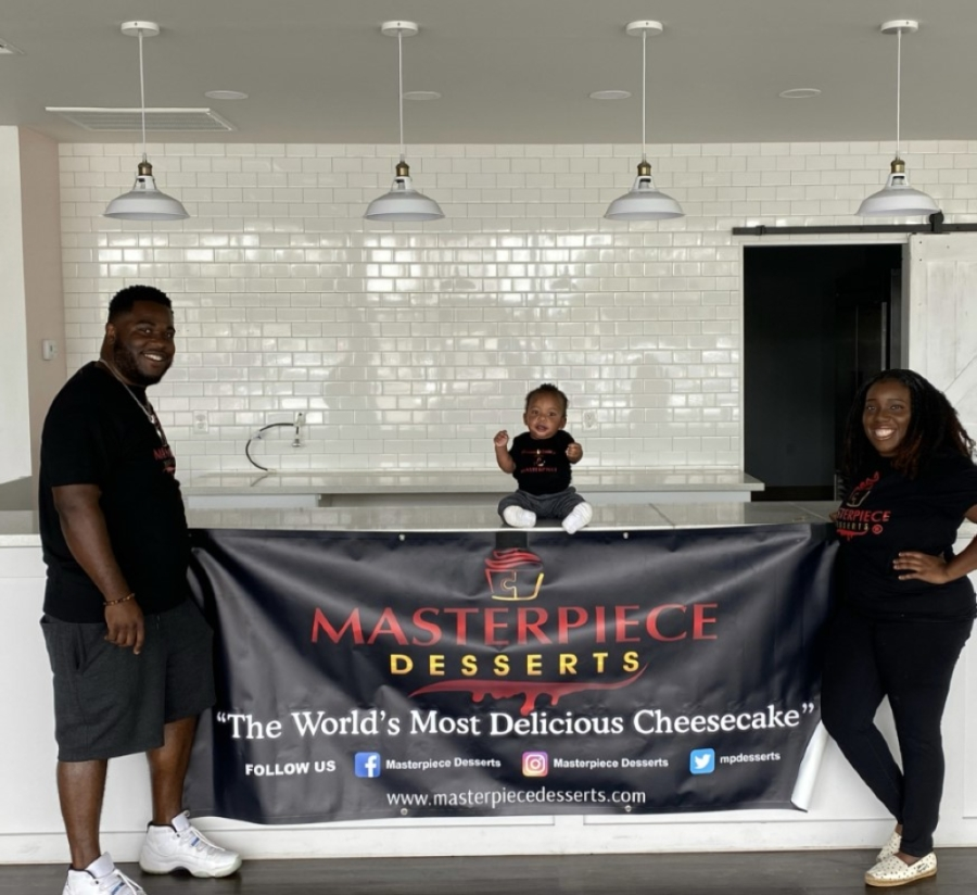 Masterpiece Desserts is opening in late June with plans for a grand opening in late July. (Courtesy Masterpiece Desserts)