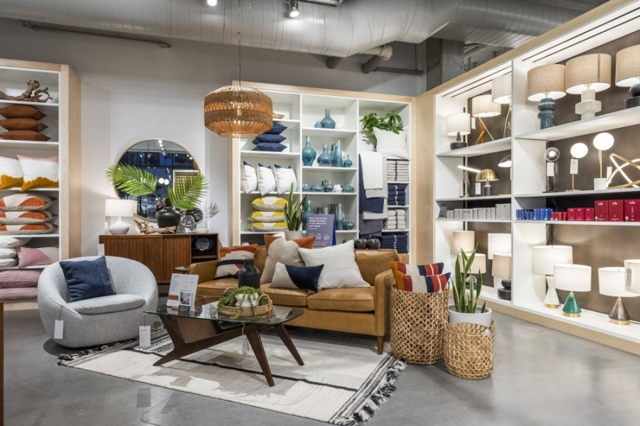 West Elm opens a new Houston location in Rice Village on June 17. (Courtesy West Elm)