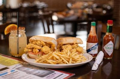 BB's Tex-Orleans in the Tomball area will serve boiled crawfish, shrimp po'boys, homemade gumbo and oysters. (Courtesy BB's Tex-Orleans)