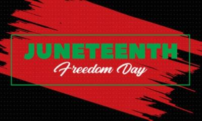 Juneteenth marks the day on June 19, 1865, when Union soldiers landed at Galveston and reported that the Civil War was over and slavery had ended. (Courtesy Adobe Stock)