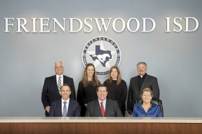 The board meets next on July 19. (Courtesy of Friendswood ISD)