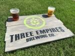 Three Empires Brewing Co. is projected to open this fall at the Main Street Food Hall, 9145 John W. Elliott Drive, Frisco. (Courtesy Three Empires Brewing Co.)