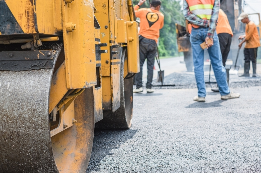 A 10-week construction project on North Pleasant Valley Road begins June 21. (Courtesy Fotolia)