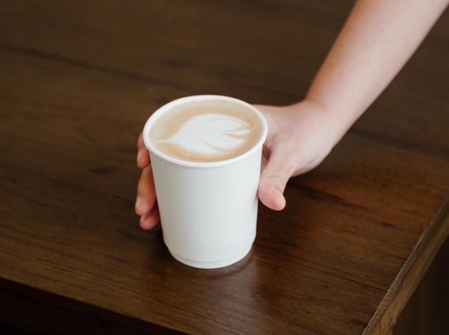 Paris Coffee Co. serves coffees, espresso drinks and Italian sodas. (courtesy Pexels)
