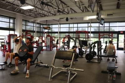 The McKinney Family YMCA has reopened after closing a large part of its facility this February. (Courtesy McKinney Family YMCA)