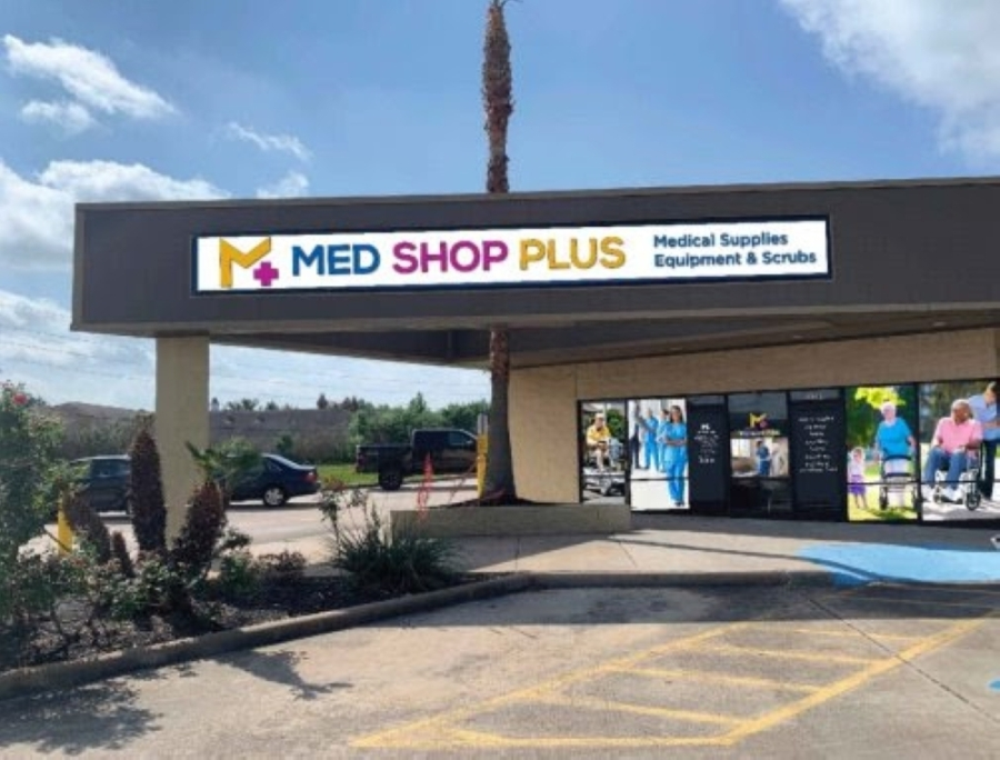 Med Shop Plus is located on FM 1960. (Courtesy Med Shop Plus)