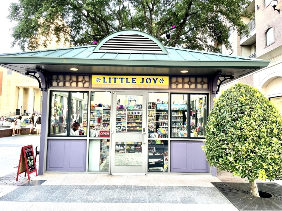 Little Joy Snacks, Sweets & Gifts opened in Sugar Land Town Square on May 20. (Courtesy Little Joy/Public Content)