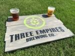 Three Empires Brewing Co. is projected to open this fall at the Main Street Food Hall, 9145 John W. Elliott Drive, Frisco. Family-owned by David and Mandalyn Wible, the couple said they will open their brick-and-mortar brewery inside a 280-square-foot space. (Courtesy Three Empires Brewing Co.)