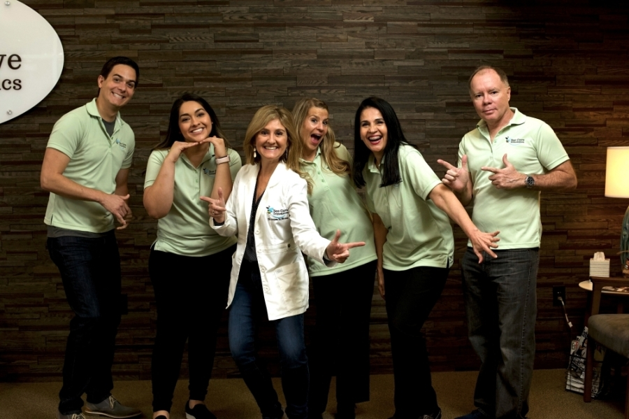 Bee Cave Orthodontics celebrated five years in business. (Courtesy Bee Cave Orthodontics)