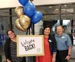 The first Fort Bend Seniors congregate center reopened June 7. (Courtesy Fort Bend Seniors Meals on Wheels)
