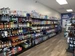 Hutto Liquor offers a variety of liquor and mixers. (Megan Cardona/Community Impact Newspaper)