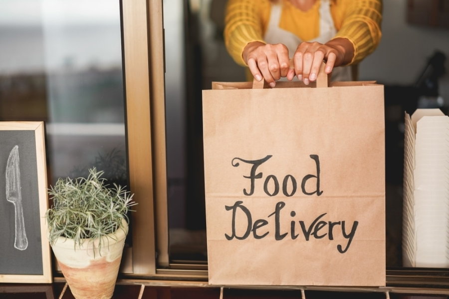 Crave Delivery is seeking to build a ghost kitchen in Craig Ranch in McKinney. (Courtesy Adobe Stock)