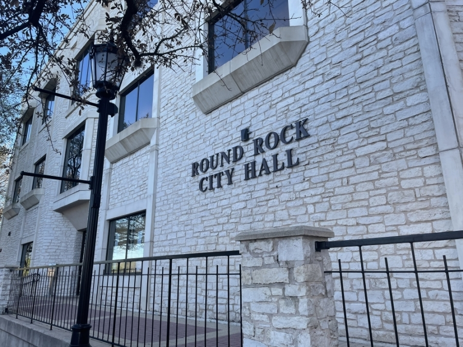 The Round Rock City Council voted to approve an extension of its meet and confer contract with the Round Rock Firefighters Association. The contract extension is accompanied by a 3% pay raise. (Claire Ricke/Community Impact Newspaper)