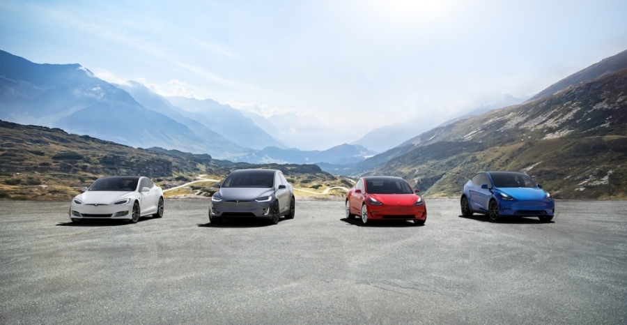 Alset EHome Inc. and electric carmaker Tesla announced an agreement June 21 to bring Ehomes to communities under construction in Porter and Magnolia, according to a June 21 release from Alset. (Courtesy Tesla)