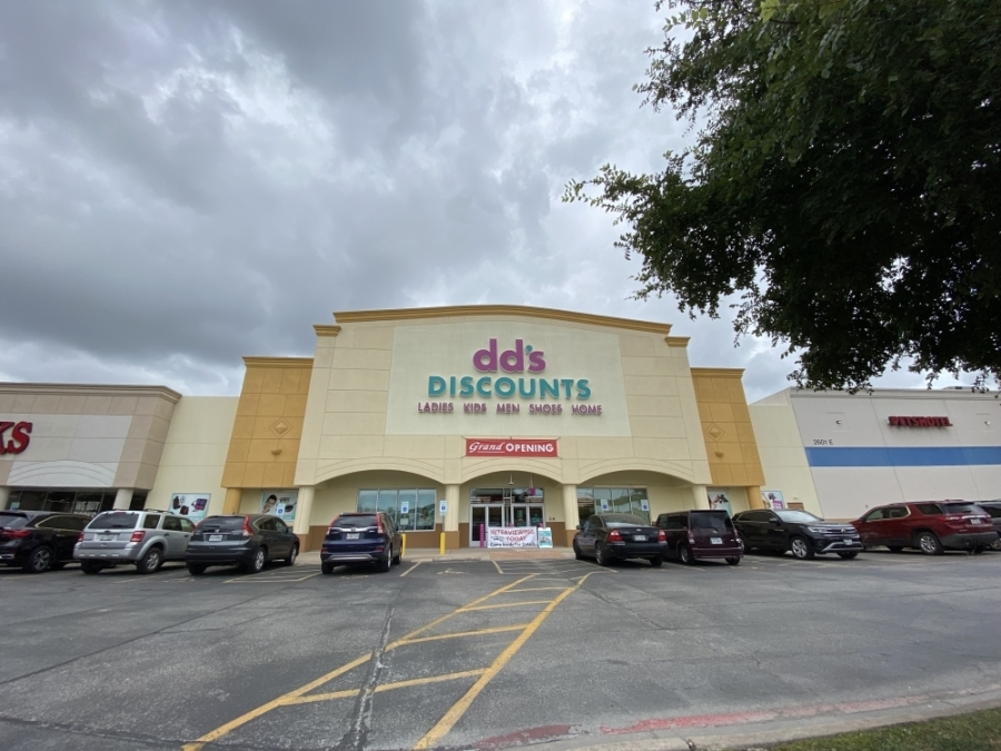 The discount retailer held a grand opening for its new Round Rock location June 28. (Brooke Sjoberg/Community Impact News)