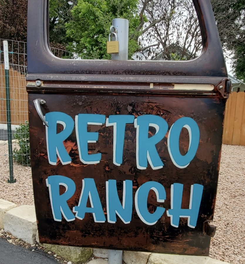 The business offers antique home goods. (Courtesy Theresa Garza)