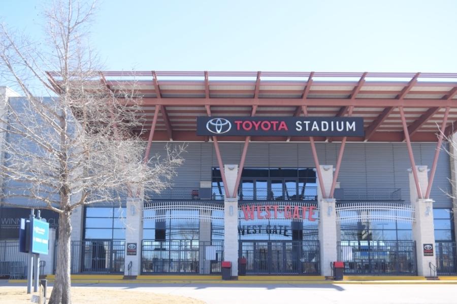 Toyota Stadium (Matt Payne/Community Impact Newspaper)
