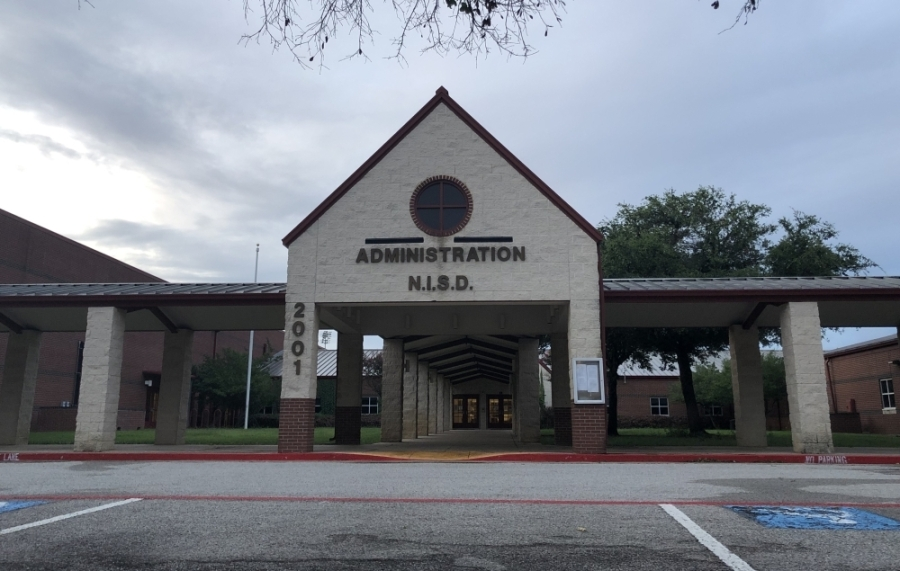 The Northwest ISD administration building
