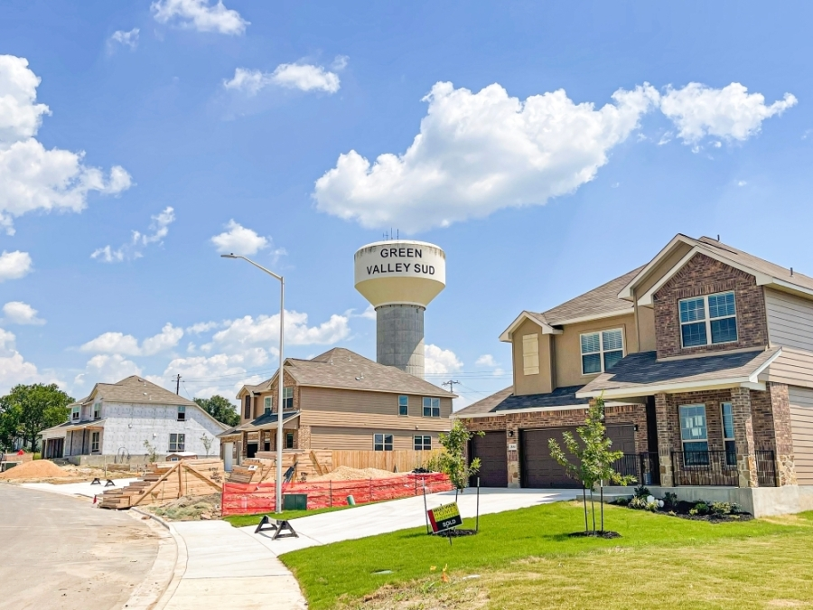 The median home sales price increased 26% in New Braunfels year over year. In May 2020, the median sales price was $251,000. In May 2021, that price jumped to $316,228. (Lauren Canterberry/Community Impact Newspaper)